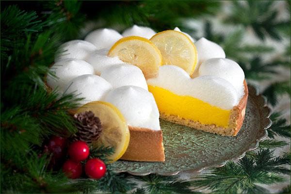 Лимонный тарт: пошаговые рецеты