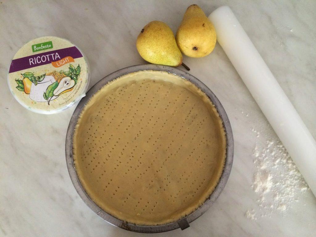 Тарт грушевый: рецепт с фото дома