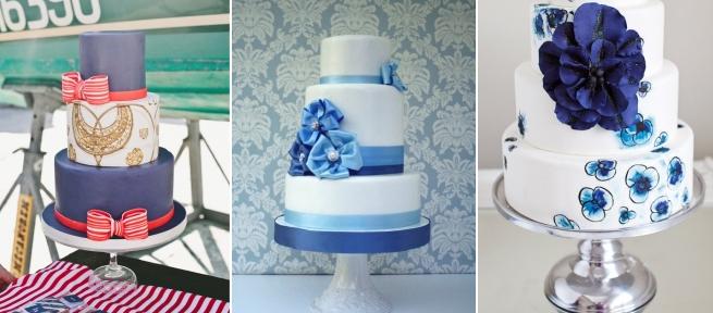 Разновидности декора свадебных тортов