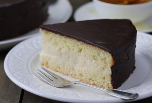 Как приготовить торт Чародейка с масляным кремом