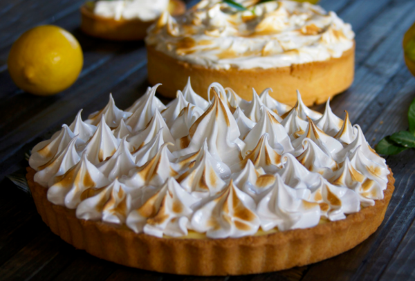 Лимонный тарт: рецепт