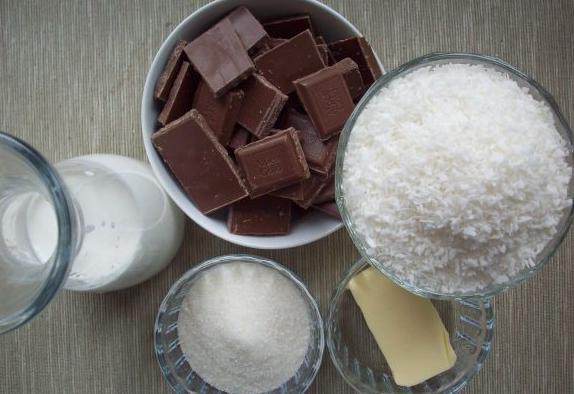 Конфеты Баунти самый популярный рецепт