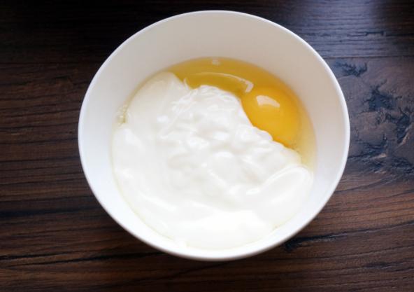 Смешать яйца