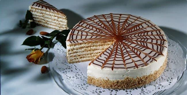 Классический торт Эстерхази