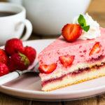 Йогуртовый торт: рецепты с фото пошагово