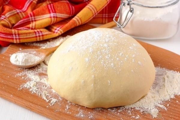 Тесто для пирогов на сметане