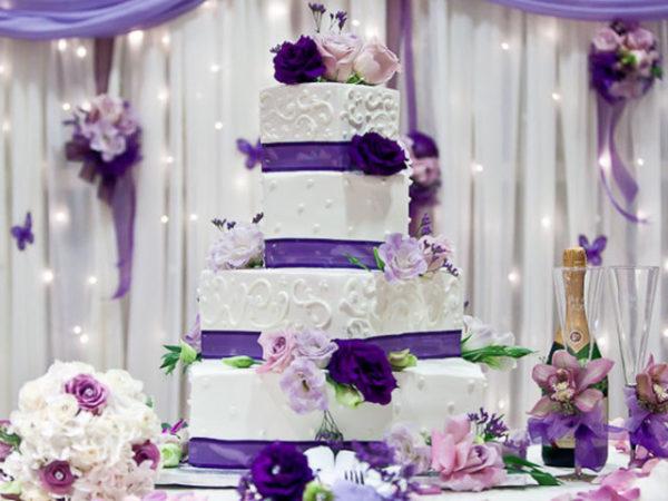 Свадебный торт своими руками «Невеста»