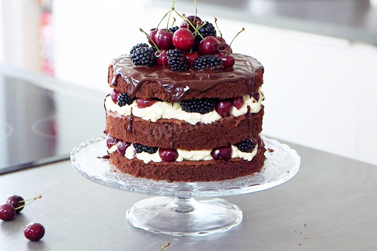 Готовимся кскому празднику: торт Миньон