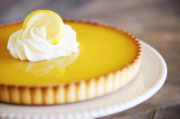 Лимонный тарт: рецепты