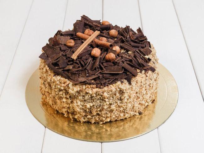 Торт Мишка с какао