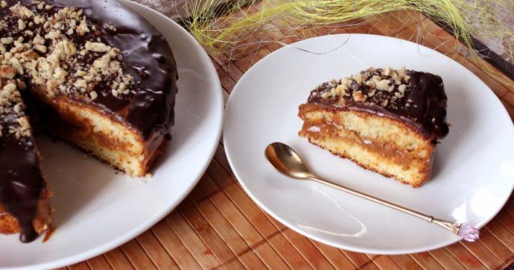 Торт Чародейка: рецепты с фото пошагово