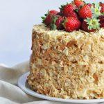 Наполеон торт: рецепт с заварным кремом