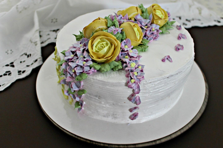 красивый торт для девочки на день рождения рецепты