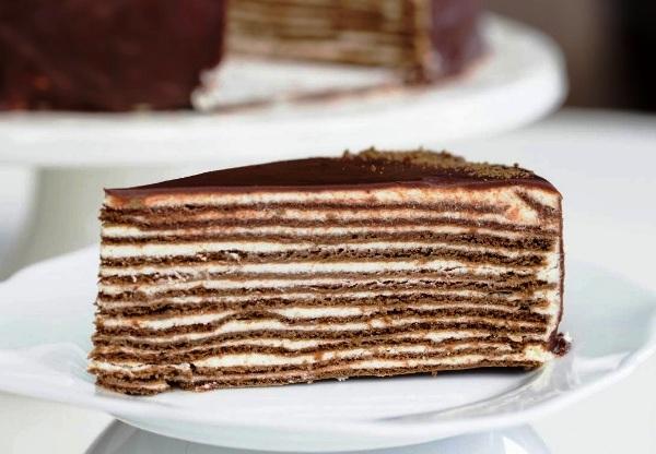 Торт Спартак классический