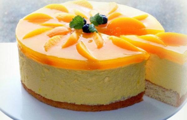 Йогуртовый торт: рецепты с фото