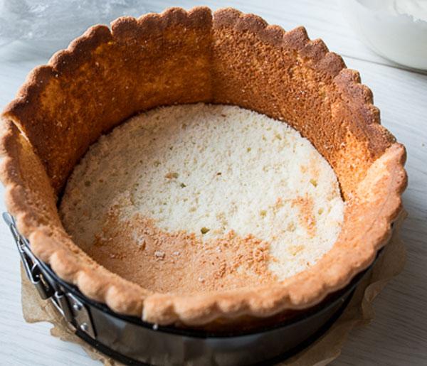 Рецепт йогуртового торта в духовке